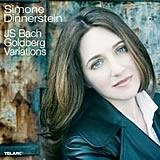 Simone Dinnerstein's recording of Bach's <i>Goldberg Variations.</i>