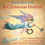 John Rutter's new Christmas CD