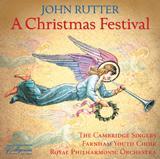 John Rutter's new Christmas CD