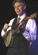Michael J. Miles, banjo virtuoso