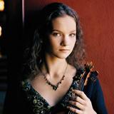 Violinist Hilary Hahn