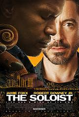 The film version of Steve Lopez's <em>The Soloist</em> is now in movies  theaters