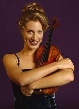 Elizabeth Pitcairn will appear at the Kimmel Center with Orchestra 2001 on May 22nd. She'll perform themes from the film The Red Violin on her famous Red Mendelssohn Stradivarius.