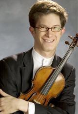 Violinist Korbinian Altenberger