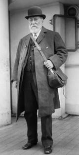 Camille Saint-Saens in 1915