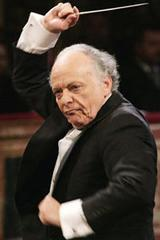 Lorin Maazel has stepped down as music director of the New York Philharmonic after 7 years at the podium.