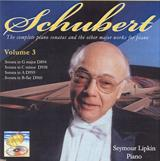 """Schubert...had a way of making us feel that the heavens just opened up and the music poured out."" <b>--Seymour Lipkin</b>"