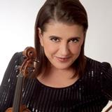Violinist Nadja Salerno-Sonnenberg