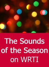 "Listen to ""The Sounds of the Season"" until New Year's Day."
