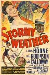 Music from the film <i>Stormy Weather</i> will be featured in the January 31 edition of Riverwalk Jazz.