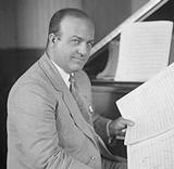 American composer Ferde Grofe in 1937