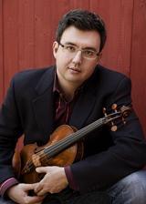 Violinist Misha Keylin