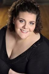 Mezzo-soprano Margaret Mezzacappa, an AVA resident artist, appears in Opera Company of Philadelphia's <i>Otello</i> at the Academy of Music.