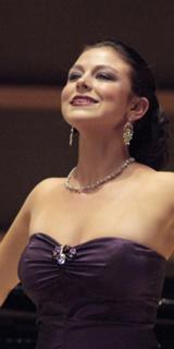 Soprano Corinne Winters was the winner of the WRTI Online Poll from the 2010 AVA Giargiari Bel Canto Operatic Competition.
