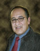 Composer Diego Luzuriaga