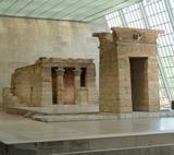 The Wordless Orchestra performed on September 11th at Museum's Temple of Dendur.