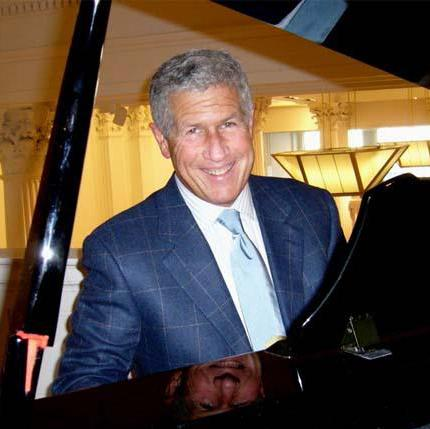 Jazz pianist Andy Kahn