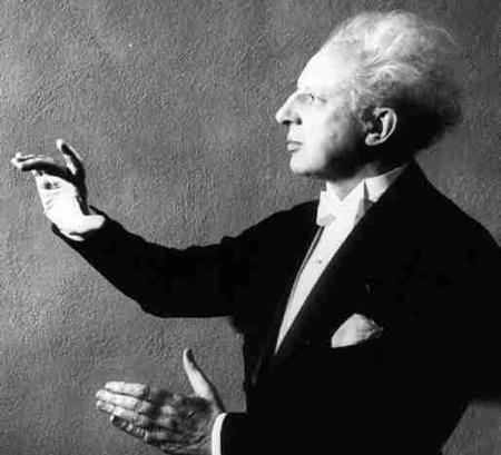 Leopold Stokowski (April 18, 1882 – September 13, 1977)