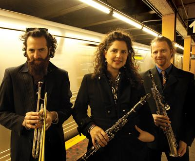 Avishai Cohen, Anat Cohen, and Yuval Cohen (yes, they're siblings!) were in the lineup for August 5th.