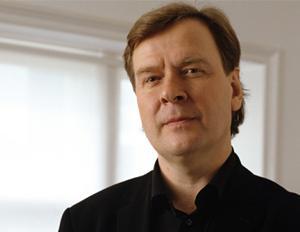 Composer Magnus Lindberg