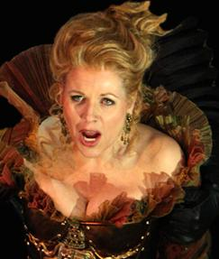 Renee Fleming sings the title role in Donizetti's LUCREZIA BORGIA
