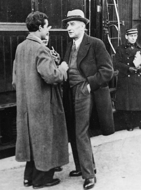Karol Szymanowski, 1935
