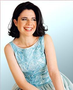 Soprano Ana Maria Martinez sings Rosina.