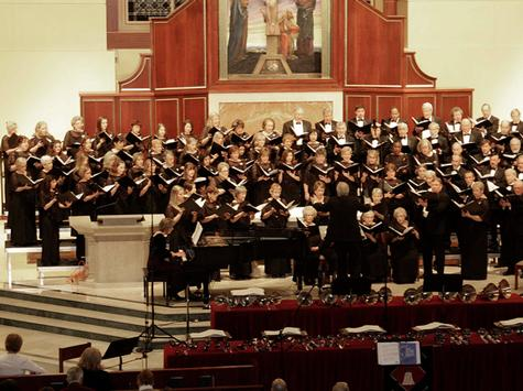 The Bucks County Choral Society is celebrating its 40th anniversary.