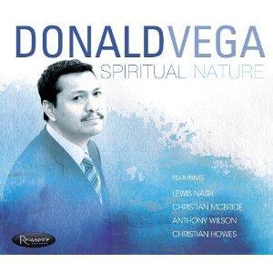 Donald Vega: Spritual Nature