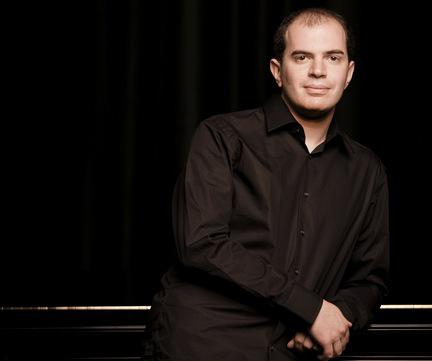 Pianist Kirill Gerstein is guest soloist in The Philadelphia Orchestra's Music of Copland & Gershwin concerts on November 1st, 2nd, and 3rd.