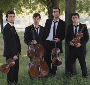 PCMS presents The Modigliani Quartet on October 25th at 8pm at the Kimmel Center's Perelman Theater.