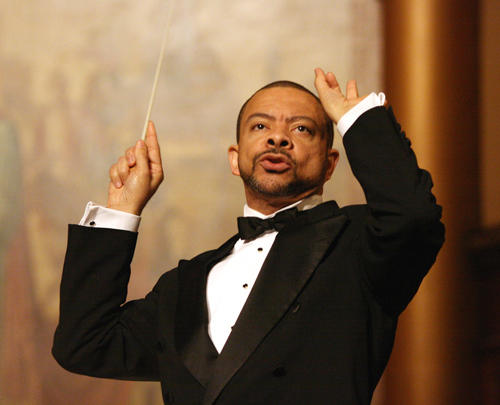 Conductor David Antony Lofton