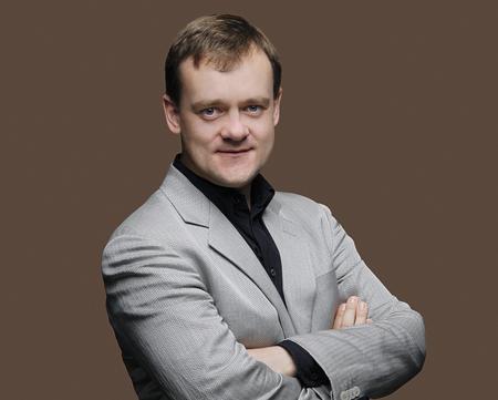 Violinist Frank Peter Zimmerman