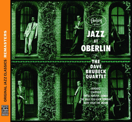 The Dave Brubeck Quartet: Jazz at Oberlin is a must-have CD according to BP.