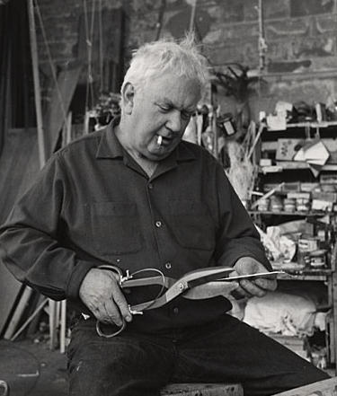 "Sculptor Alexander ""Sandy"" Calder invented the mobile."