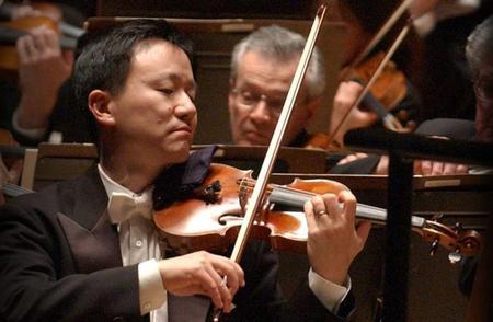 The Philadelphia Orchestra Concertmaster David Kim