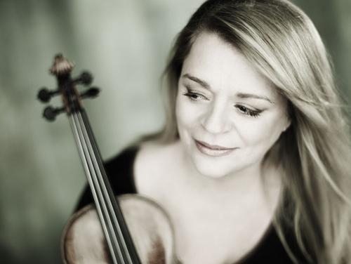 Angele Dubeau, violinist