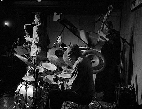 Billy Hart Quartet, featuring Mark Turner: tenor saxophone; Ethan Iverson: piano; Ben Street: bass; Billy Hart: drums