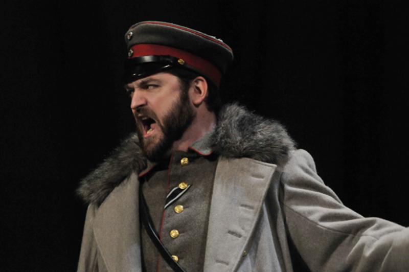 Craig Irvin as Lt. Horstmayer
