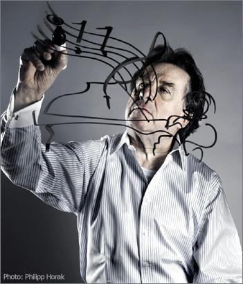 Rudolf Buchbinder, pianist