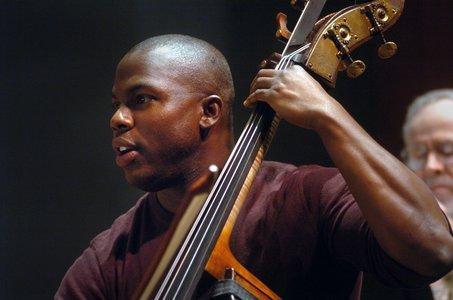 Joseph Conyers, double bassist