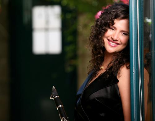 Clarinetist Anat Cohen