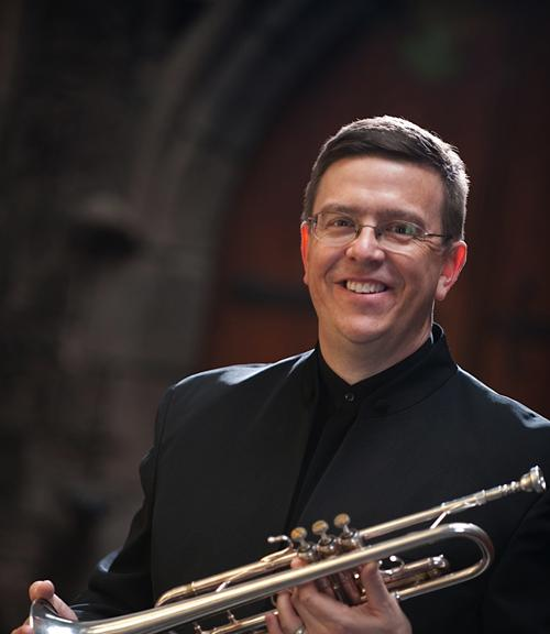 The Philadelphia Orchestra's Principal Trumpet David Bilger
