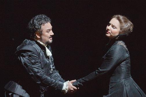 Ramon Vargas in the title role and Barbara Frittoli as Elisabeth de Valois