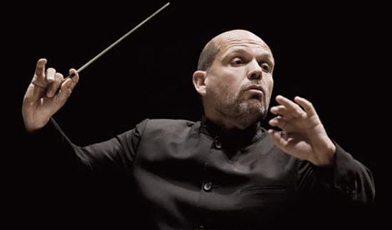 Maestro Jaap van Zweden