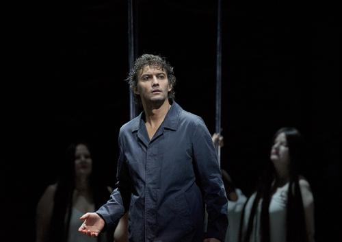 Jonas Kaufmann sings the title role in Wagner's PARSIFAL.