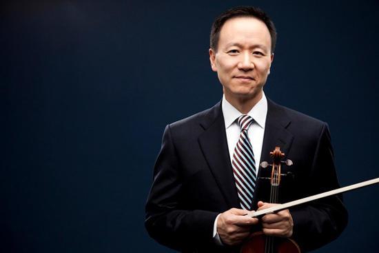 Philadelphia Orchestra Concertmaster David Kim
