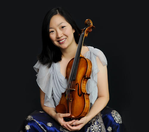 First Associate Concertmaster Juliette Kang