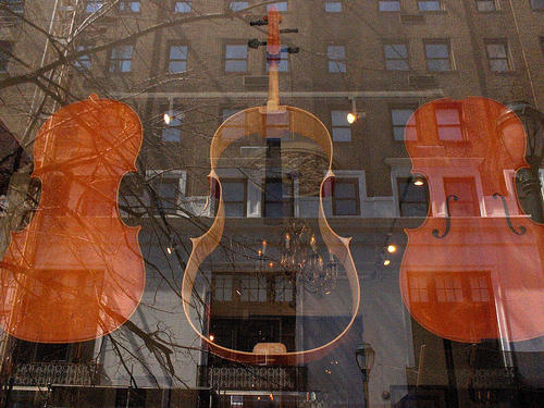 David michie violins