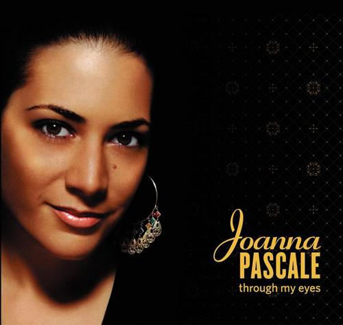 Jazz vocalist Joanna Pascale